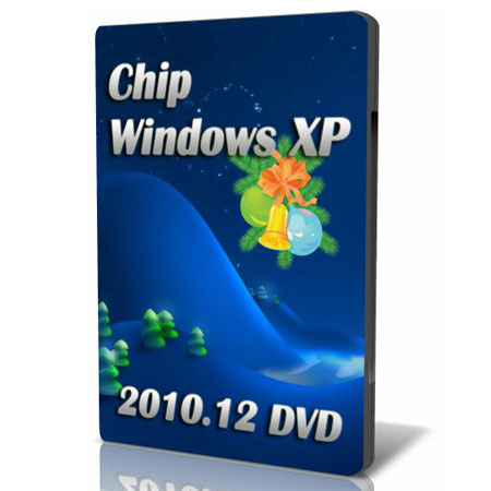 Chip Windows XP 2010.12 DVD (RUS/2010)