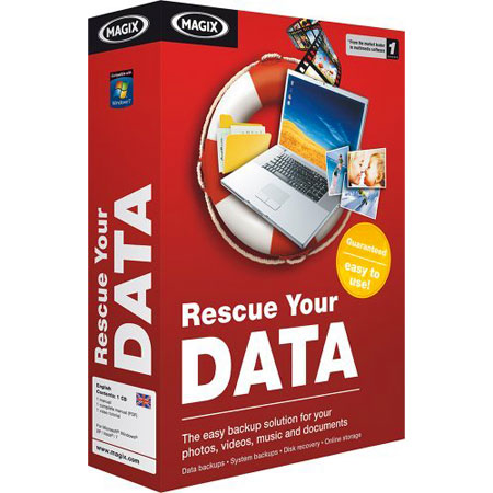 MAGIX Rescue Your Data 6.0.406.1035 (2011)