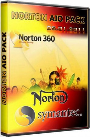 Norton AIO Pack All products ver.05.01.2011 (Eng/Deu/Rus)