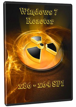 Windows 7 SP1 Reactor Rus (x86/x64)