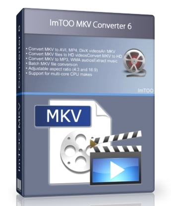 ImTOO MKV Converter 6.5.5 Build 0426