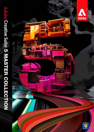 Adobe Creative Suite 5.5 Master Collection