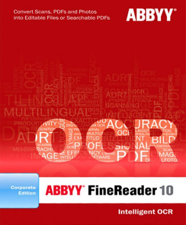 ABBYY FineReader 10.0.102.130 Rus Corporate Edition Repack Activated