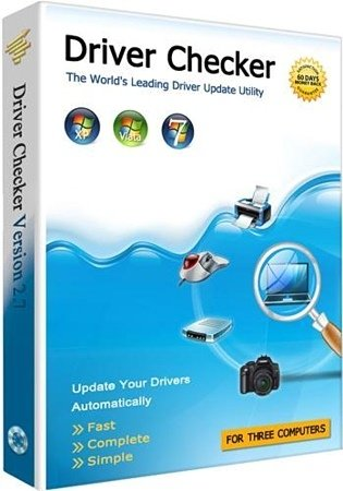 Driver Checker 2.7.5 Datecode 18.07.2011