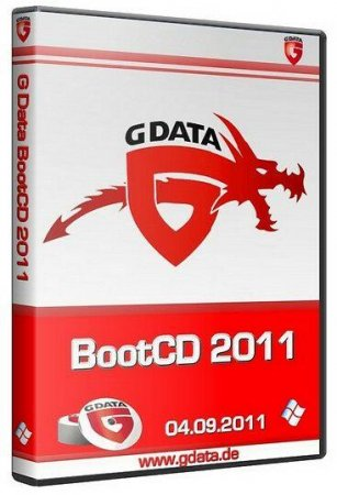 G Data BootCD 2011 (04.09.2011) + G Data CloudSecurity