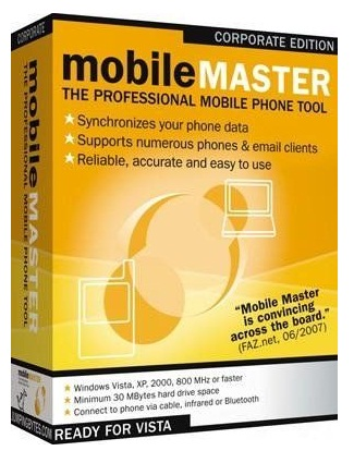 Mobile Master Corporate Edition 7.9.10 Build 3502