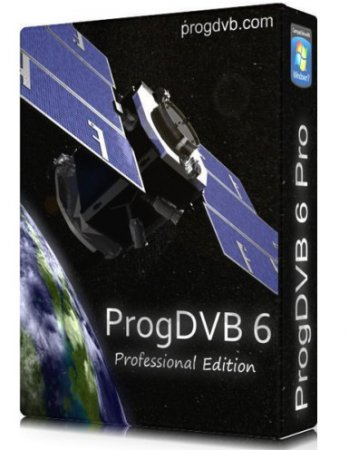 ProgDVB Professional Edition 6.73.1 Final