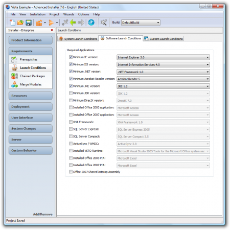 Advanced Installer Architect 8.8 Build 40887