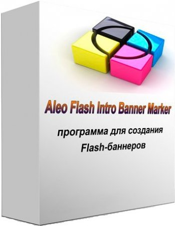 Aleo Flash Intro Banner Maker 3.8 + Rus