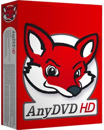 AnyDVD & AnyDVD HD 6.9.1.1 Beta