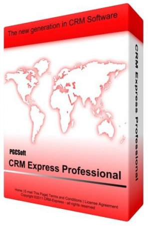 PGCSoft CRM Express Professional v2012.1.1.0