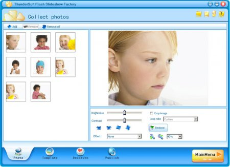 Thundersoft Flash Slideshow Factory 2.6.6.2