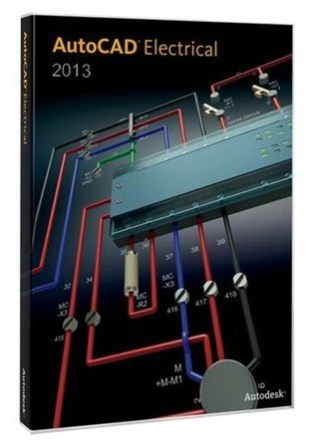Autodesk AutoCAD Electrical 2013 Rus
