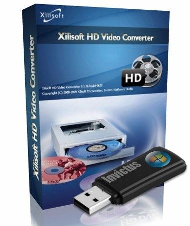 Xilisoft HD Video Converter v7.3.0.20120529 Portable by Invictus