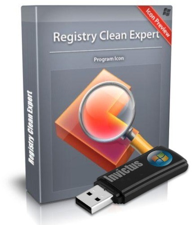Registry Clean Expert 4.89 Portable by Invictus