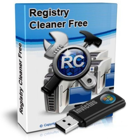 Registry Cleaner Free 2.3.6.6 Portable by Invictus
