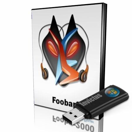Foobar2000 v1.1.15 Portable by Invictus (with plugins)