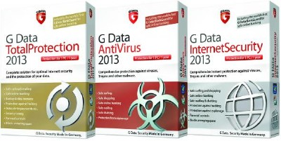 G Data AntiVirus & Internet Security & Total Protection 2013 v.23.0.4.0 Final