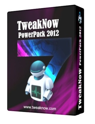 TweakNow PowerPack 2012 4.2.1.1 Russian