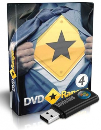 DVD-Ranger 4.4.0.4 Rus Portable by Invictus