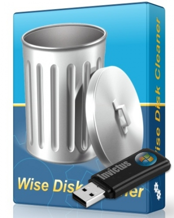 Wise Disk Cleaner 7.63.518 Portable by Invictus