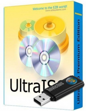 UltraISO Premium Edition 9.5.3.2901 Portable by Invictus