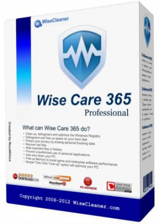 Wise Care 365 Pro 1.83.138 Final