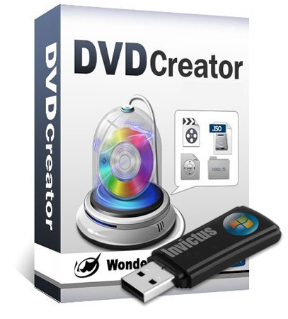 Wondershare DVD Creator 2.6.5 (with templates) Portable by Invictus