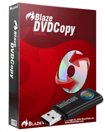 Blaze DVD Copy 5.0.0.5 Rus Portable by Invictus