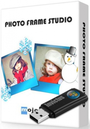 Mojosoft Photo Frame Studio 2.83 Rus Portable by Invictus