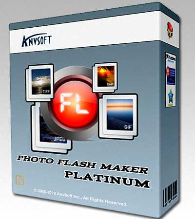 AnvSoft Photo Flash Maker Platinum v5.50 Final