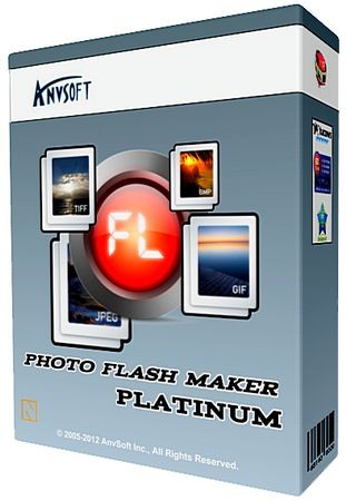 AnvSoft Photo Flash Maker Platinum 5.52