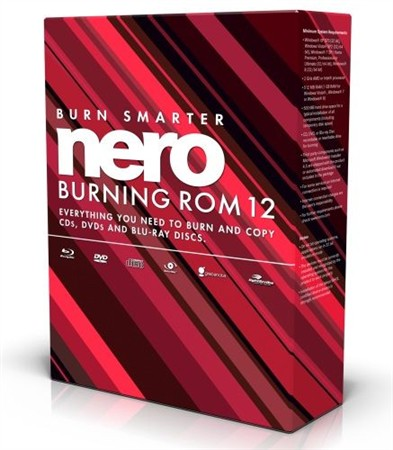 Nero Burning ROM 12.0.00900 ML/Rus