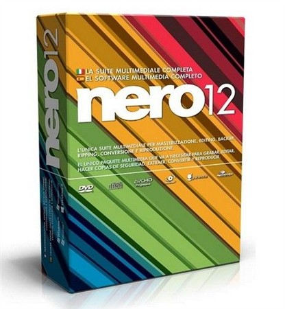 Nero Multimedia Suite 12.0.03500 Platinum