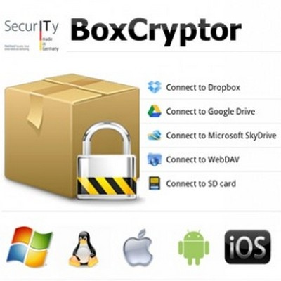 BoxCryptor Unlimited 1.5.411.151