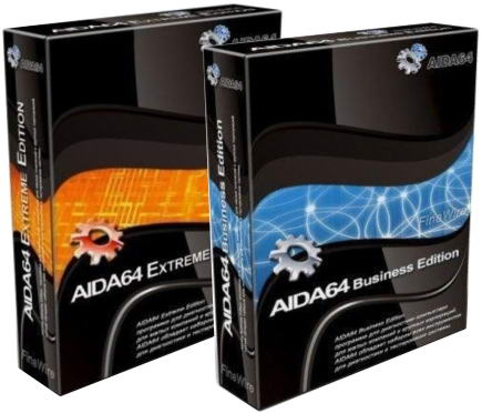 AIDA64 Extreme Edition / Business Edition 2.85.2400 Final