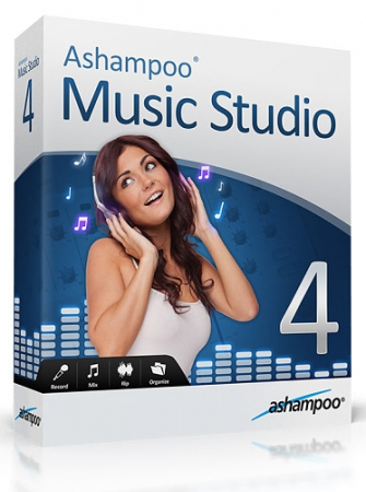 Ashampoo Music Studio 4.1.2.5 Final Rus Portable by Invictus