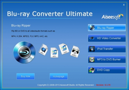 Aiseesoft Blu-ray Converter Ultimate 7.2.12 Rus Portable by Invictus