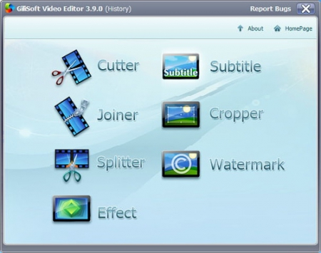 GiliSoft Video Editor 4.0.0 Portable by Invictus