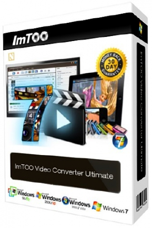 ImTOO Video Converter Ultimate 7.7.2 build-20130701 Final