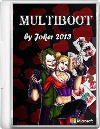 MultiBOOT by Joker 2013 v.1.8 (2013/RUS)
