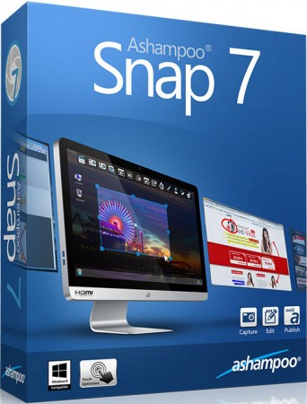 Ashampoo Snap 7.0.9 Rus Portable by Invictus