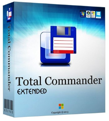 Total Commander 8.50b12 Extended 7.1 + Portable by BurSoft (2013/RUS/ENG) + Lite