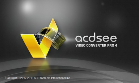 ACDSee Video Converter Pro 4.0.0.119