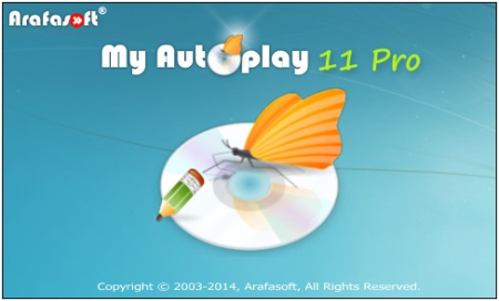 My Autoplay Professional 11.0 Build 14062014T