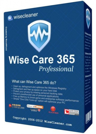 Wise Care 365 Pro 3.24 Build 282 Final + Portable