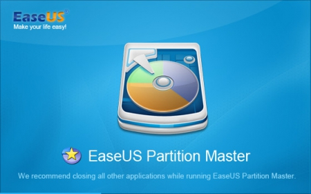 EASEUS Partition Master 10.2 Server / Professional / Technican / Unlimited Edition