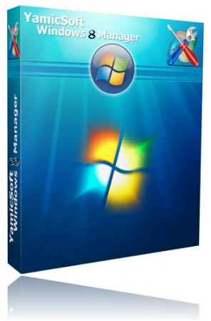 Yamicsoft Windows 8 Manager 2.1.7 DC 21.11.2014