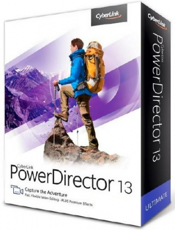 CyberLink PowerDirector 13 Ultimate 13.0.2408.0