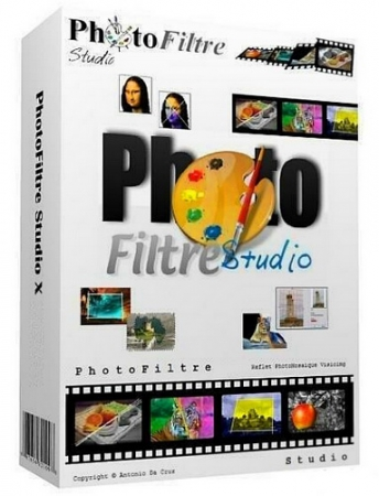 PhotoFiltre Studio X 10.9.1 Extended Build R2 Portable Multi/Rus